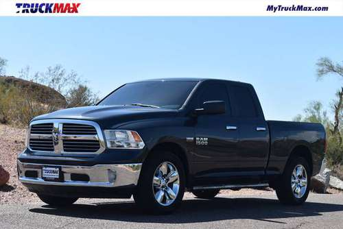2014 *Ram* *1500* *BIG HORD EDITION.FRESH TRADE IN.5.7 for sale in Scottsdale, AZ