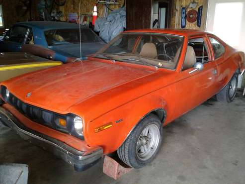 1977 AMC Hornet V8 for sale in North Judson, IL