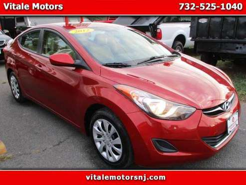 2012 Hyundai Elantra GLS A/T for sale in south amboy, NJ