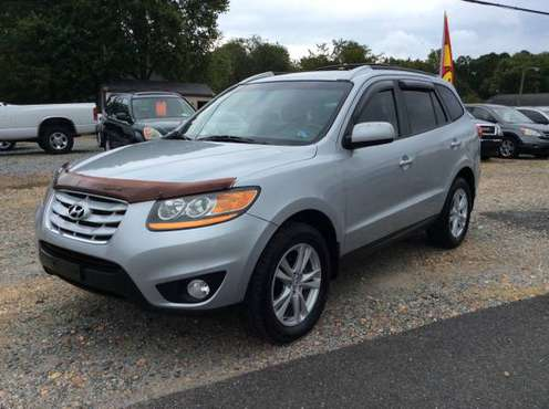 2010 Hyundai Santa Fe LIMITED!!!! for sale in Richmond , VA