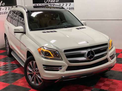 2014 MERCEDES-BENZ GL450 4MATIC GREAT FAMILY CAR! for sale in MATHER, CA