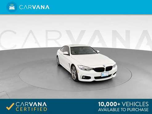 2016 BMW 4 Series 435i Coupe 2D coupe White - FINANCE ONLINE for sale in Fort Wayne, IN