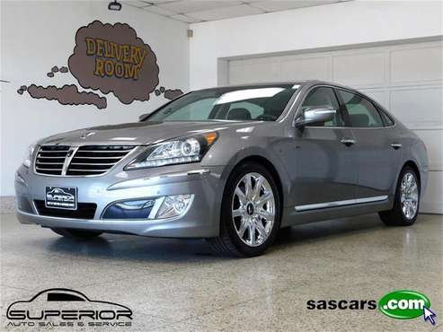 2011 Hyundai Equus for sale in Hamburg, NY