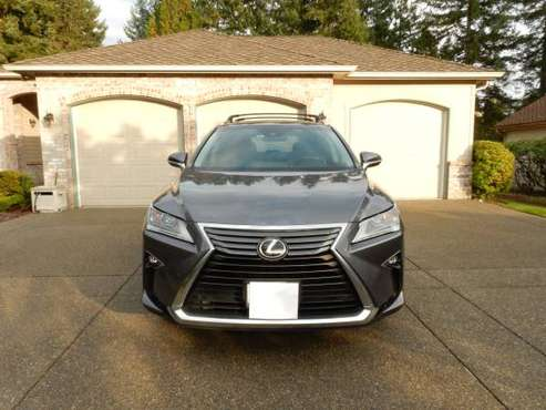 2016 LEXUS RX 350 for sale in Port Orchard, WA
