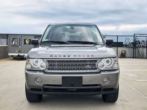 2007 Range Rover Sport Supercharged Great SUV for sale in Malden, MA