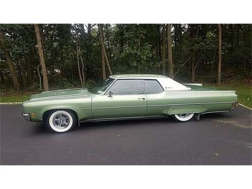1971 Oldsmobile 98 for sale in Cadillac, MI
