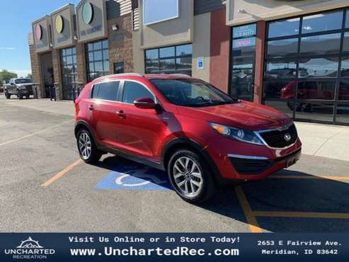 2014 Kia Sportage LX SUV *Reduced* Ready for Winter for sale in Meridian, ID