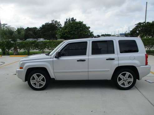 ~ 2008 Jeep Patriot ~ Nice SUV! - cars & trucks - by owner - vehicle... for sale in West Palm Beach, FL
