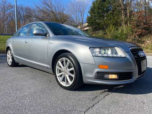 2010 AUDI A6 QUATTRO PRESTIGE 3.0T SUPERCHARGED 136,000 miles - cars... for sale in Laurel, District Of Columbia