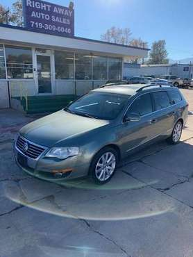 2007 Volkswagen Passat 3.6 V6 4Motion Wagon - cars & trucks - by... for sale in Colorado Springs, CO