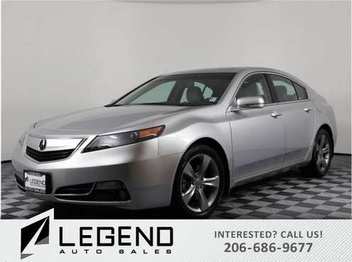 2014 Acura TL SH-AWD Sedan 4D Sedan TL Acura for sale in Burien, WA
