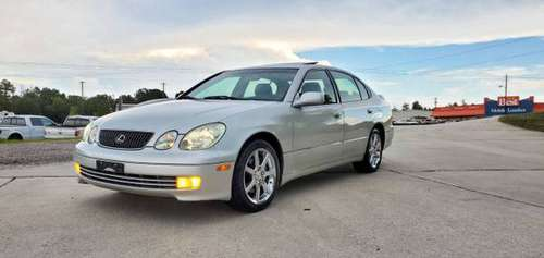 2003 LEXUS GS 430*0 ACCIDENTS*NEW TIRES*NON SMOKER* for sale in Mobile, AL