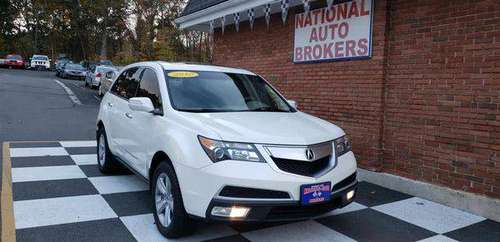 2010 Acura MDX AWD 4dr (TOP RATED DEALER AWARD 2018 !!!) for sale in Waterbury, CT