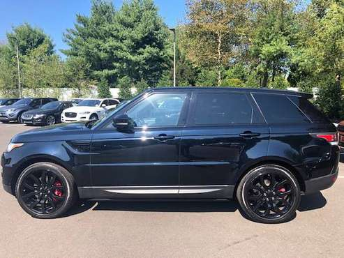 2014 V8 Range Rover Sport for sale in Rumson, NJ