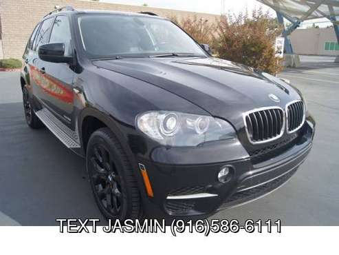 2011 BMW X5 xDrive35i LOADED WARRANTY CLEAN CAR FINANCING AVAILABLE for sale in Carmichael, CA