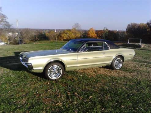 1967 Mercury Cougar XR7 for sale in Lafayette, IN