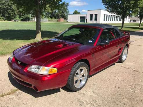 1996 Ford Mustang for sale in Shelby Township , MI