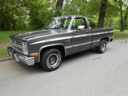 1985 Chevrolet 1/2 Ton Shortbox for sale in Connellsville, PA