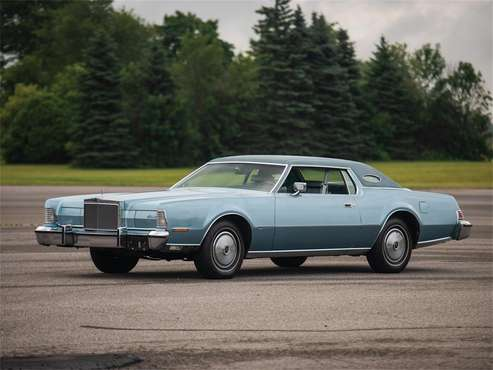 1974 Lincoln Continental Mark IV for sale in Auburn, IN
