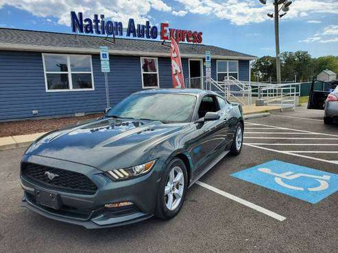 2016 Ford Mustang V6 Coupe $500 down!tax ID ok for sale in White Plains , MD