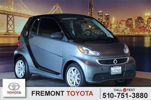 *2015* *Smart* *fortwo electric drive* *Passion* for sale in Fremont, CA
