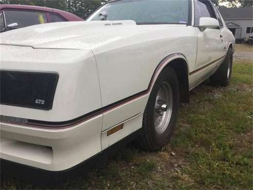 1986 Chevrolet Monte Carlo for sale in Cadillac, MI