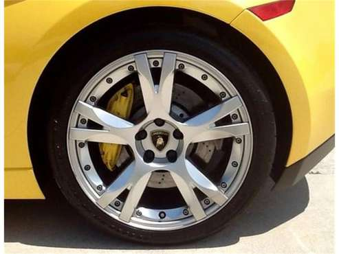 2007 Lamborghini Gallardo for sale in Cadillac, MI