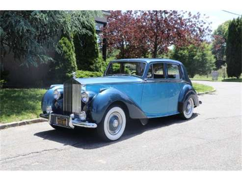 1952 Rolls-Royce Silver Dawn for sale in Astoria, NY