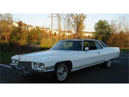 1972 Cadillac Coupe DeVille for sale in Harpers Ferry, WV