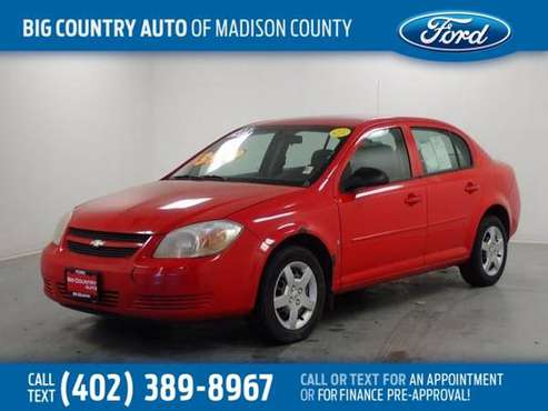 *2007* *Chevrolet* *Cobalt* *4dr Sdn LS* for sale in Madison, IA