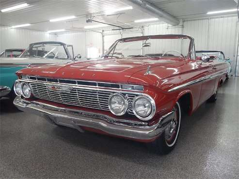 1961 Chevrolet Impala for sale in Celina, OH