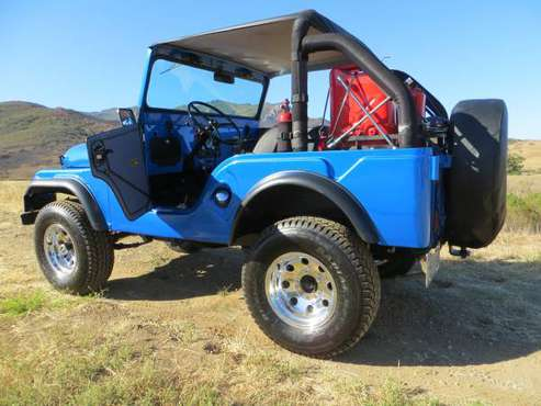 1955 Willys M38A1 for sale in Newbury Park, CA