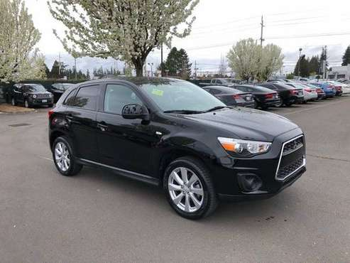 2015 Mitsubishi Outlander Sport ES SUV 4x4 4WD for sale in Hillsboro, OR