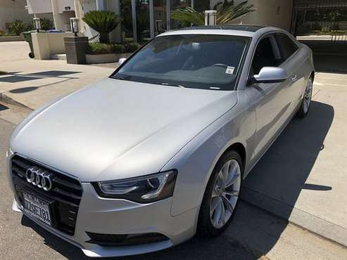 2014 Audi A5 2.0T quattro Premium Plus - cars & trucks - by dealer -... for sale in North Hollywood, CA