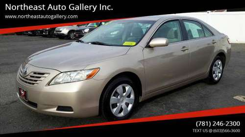 2007 Toyota Camry LE V6 4dr Sedan - SUPER CLEAN! WELL MAINTAINED! -... for sale in Wakefield, MA