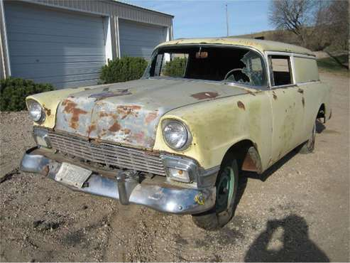 1956 Chevrolet Sedan Delivery for sale in Cadillac, MI