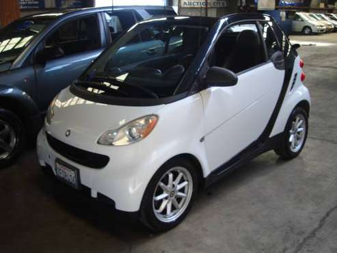 2008 Smart Fortwo - For Auction for sale in Redwood City, CA