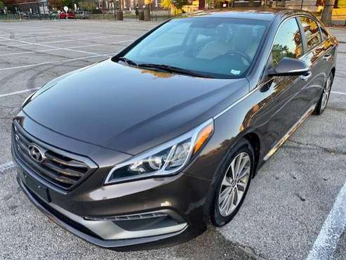 2015 HYUNDAI SONATA SPORT-Low Miles!!-Safety&Emissions-Clean Title!... for sale in Saint Louis, MO
