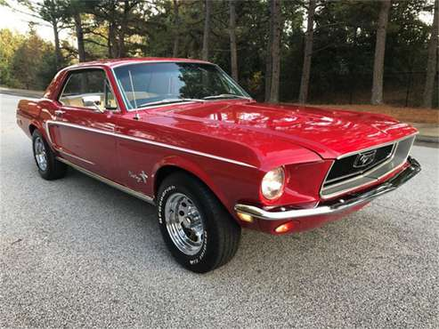 1968 Ford Mustang for sale in Duluth, GA