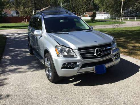 2010 Mercedes-Benz GL450 for sale in Toledo, OH