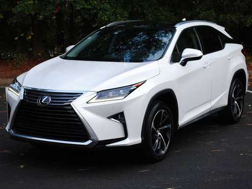 2016 Lexus RX350 ULTRA LUX Safety+ Mark Lev HUD Pano Roof 360 Camera for sale in Atlanta, GA