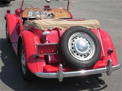 1953 MG TD for sale in Stratford, CT