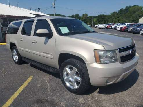 2007 Chevrolet Suburban LTZ Leather Sunroof DVD Over 180 Vehicles for sale in Lees Summit, MO