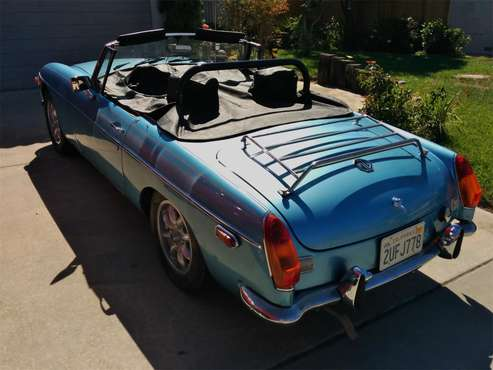 1973 MG MGB for sale in Oceanside, CA