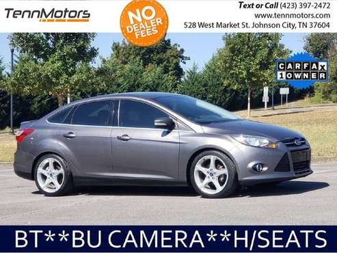 2014 FORD FOCUS TITANIUM No DOC FEE!! EVER!! for sale in Johnson City, TN