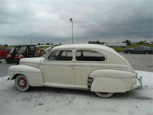 1942 Ford 2-Dr Sedan for sale in Staunton, IL