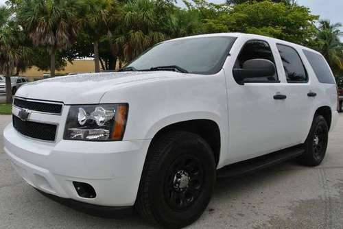 2008 CHEVROLET CHEVY TAHOE POLICE PPV MECHANIC SPECIAL ( 9c1 p71... for sale in Miami, FL