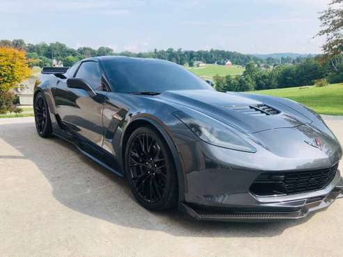2017 SuperCharged 650hp Z-06 Corvette for sale or trade for sale in Pikeville, KY