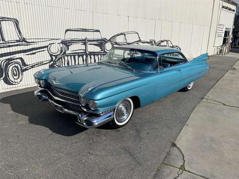 1959 Cadillac Coupe DeVille for sale in Fairfield, CA