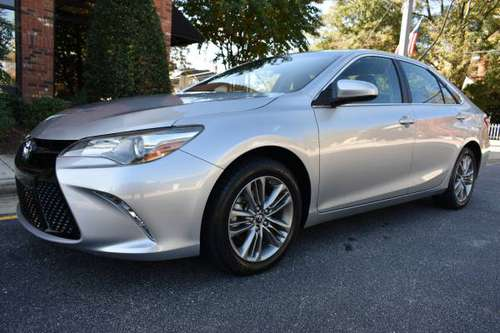 2017 Toyota Camry SE 48,093 Miles LIKE NEW Factory Warranty NO DOC... for sale in Apex, NC